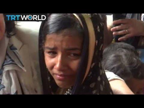 Rohingya Refugee Crisis: UN envoys visit Myanmar's Rakhine state