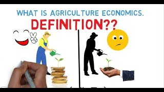 Agriculture economics . What is agriculture economics? Definition of agriculture economic..