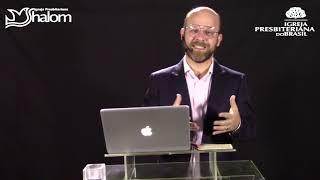 ORAÇÃO SACERDOTAL - João 17:9-23 (30/08/2020)   Rev. Ricardo Porto