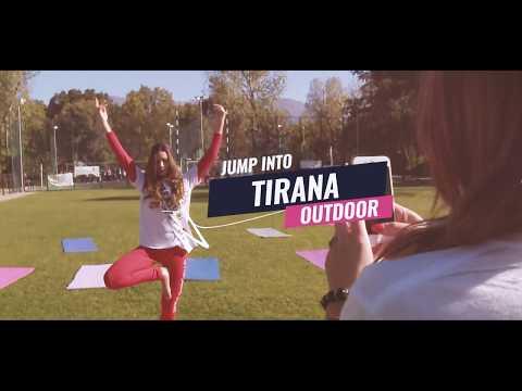 Aplikacioni Tirana Ime Outdoor, promo për Miss Globe 2017