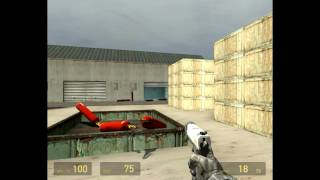 Half-Life 2 beta (leak): d1_canals_end