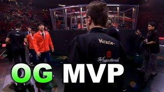 OG vs MVP - 3-22 Winners Bracket TI6 DOTA 2