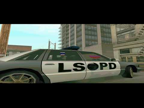 Policie - GTA Multiplayer