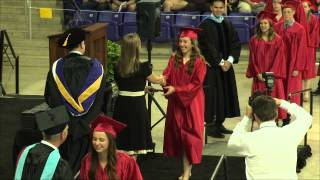 Cedar Falls Graduation 2015