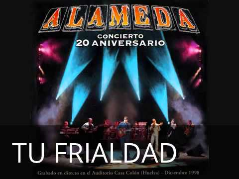 ALAMEDA - CONCIERTO 20 ANIVERSARIO - CD COMPLETO