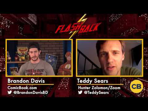 Flashback S3 Ep.1: Exclusive  with Teddy Sears