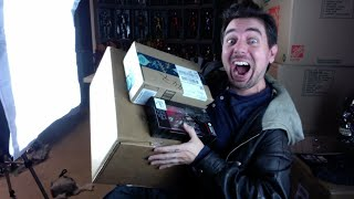 36th Birthday Haul Unboxing Live Show!