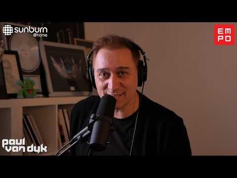 Paul Van Dyk's PC Music Night #4 - Paul Home Alone