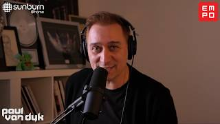 ... every sunday 7pm cet. see you again next week.tracklistolive - you're not alone [rca (sony)]paul van dyk &...