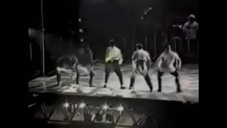 マイケルジャクソンの最初の公式LIVEDVDにもなったツアーのリハーサル映...