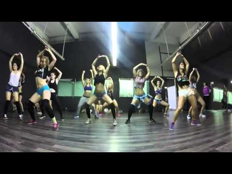 pop up dance intensive 3 | reggaeton fusion choreo by Ann Bedenyuk group 4