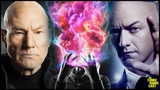 Which Actor Should Be Next Professor X