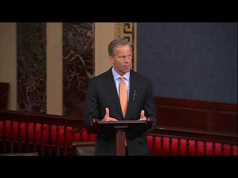Thune Highlights His Work on the 2018 Farm Bill on Senate Floor