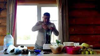 Рецепт овощного кваса по методике \