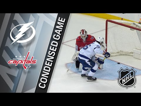 02/20/18 Condensed Game: Lightning @ Capitals