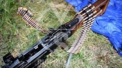 PKM 7.62 Belt-Fed Machine Gun (FULL Auto)