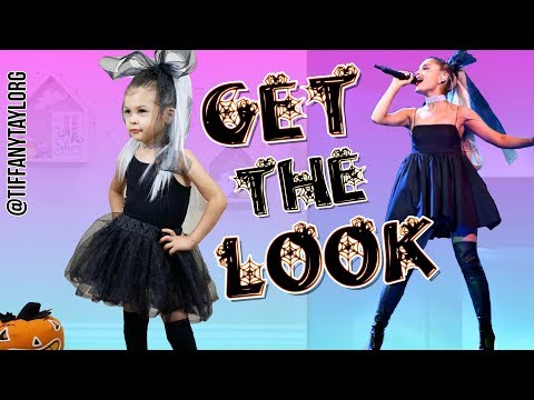 DIY Ariana Grande No Tears Left To Cry EASY Halloween Costume Get The Look