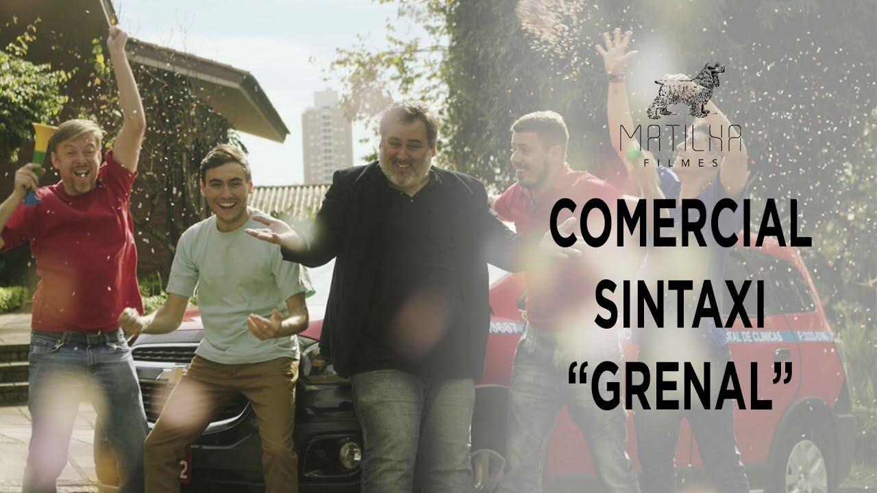 """Comercial SINTAXI """"Grenal"""""""
