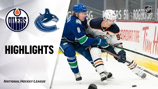 Oilers @ Canucks 5/3/21 | NHL Highlights
