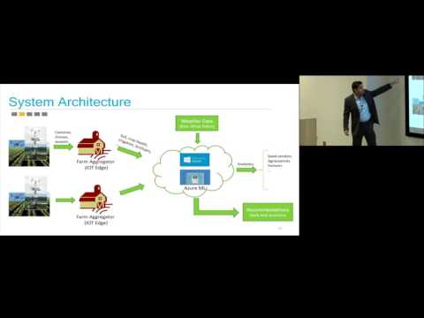 Machine Learning: Farm-to-Table Keynote II: Ranveer Chandra, Microsoft Research