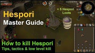 OSRS - Hespori Boss guide + 5 Loots (Hespori