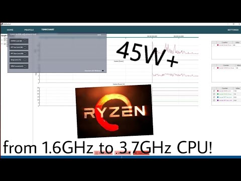 Ryzen Laptops: TDP+MaxTemp Modifier Software (advanced users)