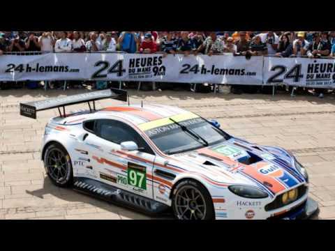 2017 Aston Martin V8 Vantage GTE Car Classification