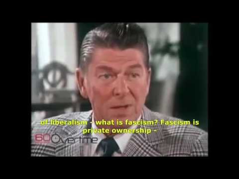 "Reagan: Libertarianism ""at the heart of my philosophy"""