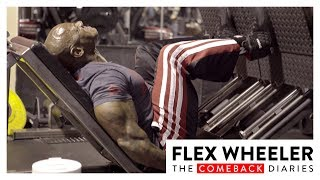What It Takes To Come Back To Mr. Olympia | Flex Wheeler: The Comeback Diaries