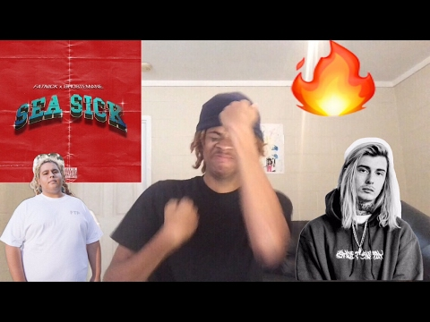 Fat Nick x GHOSTEMANE - Sea Sick (REACTION/INPUT)