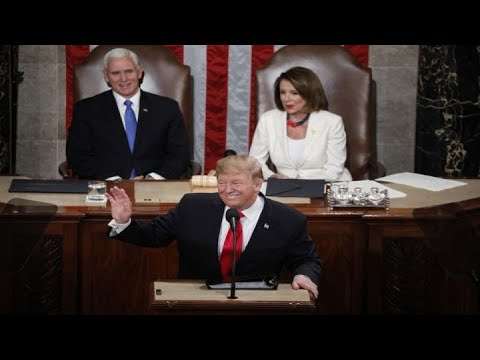 Here are the highlights from Trump's second State of the Union address