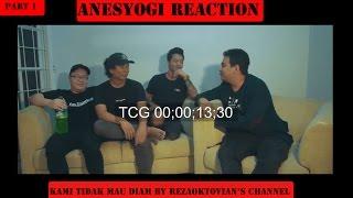 ARAP RESAH GAES / REACTION KAMI TIDAK MAU DIAM BY REZAOKTOVIAN #3