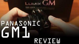 Panasonic Lumix DMC-GM1 preview
