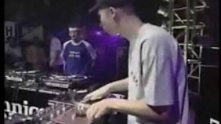 DJ Netik Skratch Routine
