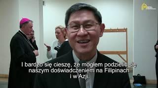 Kard.Tagle i księża diecezji tarnowskiej o zakończonych rekolekcjach kapłańskich