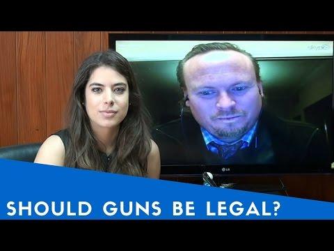 USA Gun Control, Texas Gun Culture, Second Amendment and Open Carry Law