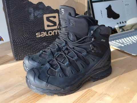 SALOMON QUEST 4D GTX FORCES 2 EN - YouTube