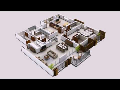 3 Bedroom Floor Plan In Philippines