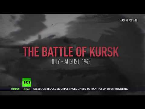 The Battle Of Kursk 75 Years Since The End Of The Largest Tank Battle In History