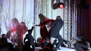 """театр танца """"Ангел"""" презентация клипа Н.Королевой и А.Маршала """"Порочен я тобой"""""""