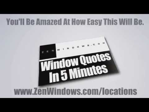 Replacement Windows Pittsburgh PA - 412-345-1320 Window Replacement