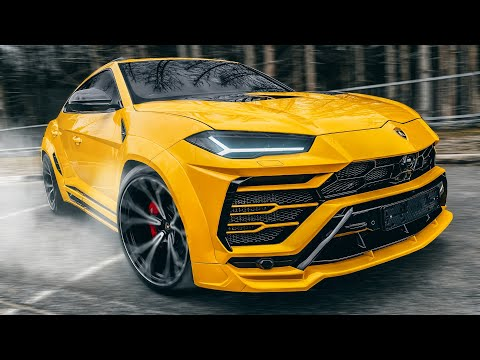 900 л.с. URUS. 3 с до 100! КУКУ суперкары?! NOVITEC + GADMOTORS. 1200 Нм LAMBORGHINI. Тест-драйв.