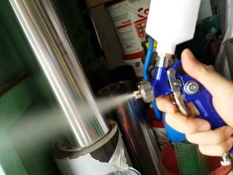 H2000 spraygun mini HVLP