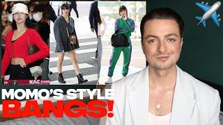 FASHION EXPERT REVIEWS: TWICE Airport Fashion - MOMO