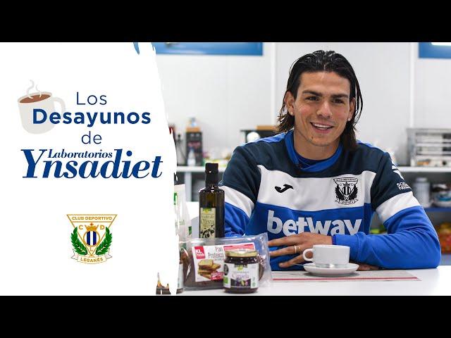 ☕️ Los Desayunos de Ynsadiet con JONATHAN SILVA