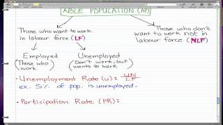 Macroeconomics - 51: Unemployment