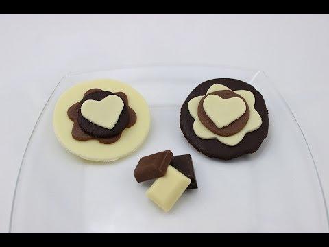 Modelierschokolade/ Modeling Chocolate/ Chocolate Clay