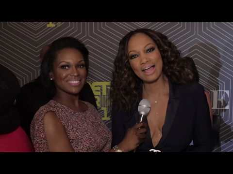 Actress Garcelle Beauvais talks Spiderman, Lalos House, & More at BET