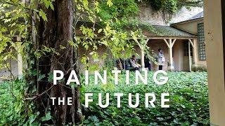 Painting the Future in Versailles