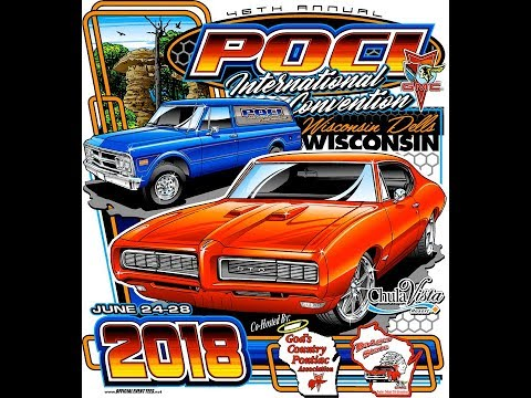 2018 POCI Convention